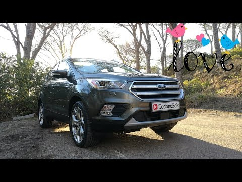 Ford Kuga 2 0 Awd Titanium 2018 Four Reasons I Love It Youtube