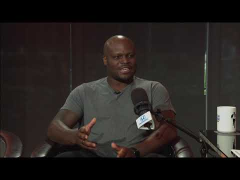 MMA Contender Derrick Lewis Talks UFC 230 & MUCH MUCH More w/Rich Eisen | Full Interview | 10/24/18