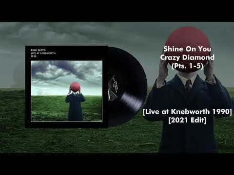 Pink Floyd – Shine On You Crazy Diamond (Pts. 1-5) Live at Knebworth 1990) preview image