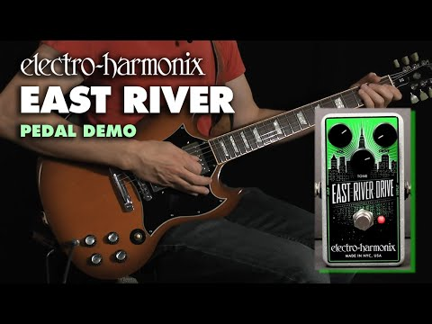 electro harmonix east river drive youtube. Black Bedroom Furniture Sets. Home Design Ideas
