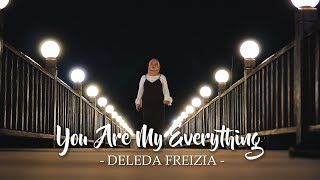 You Are My Everything - GUMMY (cover by DELEDA FREIZIA)