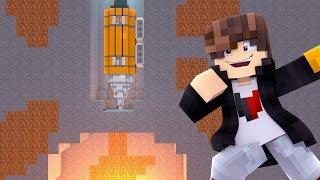 Minecraft: - FOMOS PARA O CENTRO DA TERRA - ‹ JUAUM ›