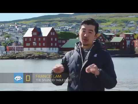 Francis Lam on Faroe Island Dining | Arctic | Lindblad Expeditions-National Geographic