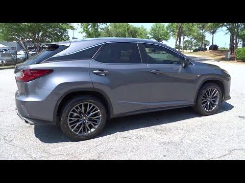 2016 Lexus RX 350 Duluth, Johns Creek, Buford, Suwannee, Lawrenceville, GA U42424