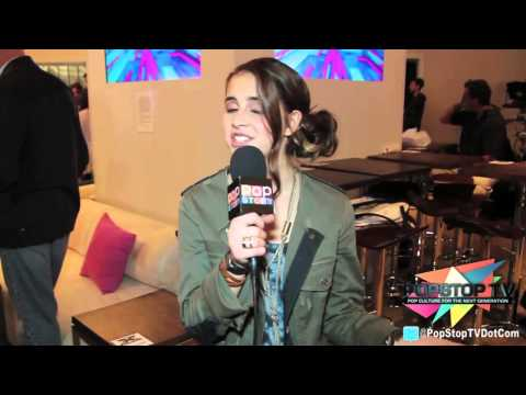 Carly Rose Sonenclar interview X Factor 12/05/2012