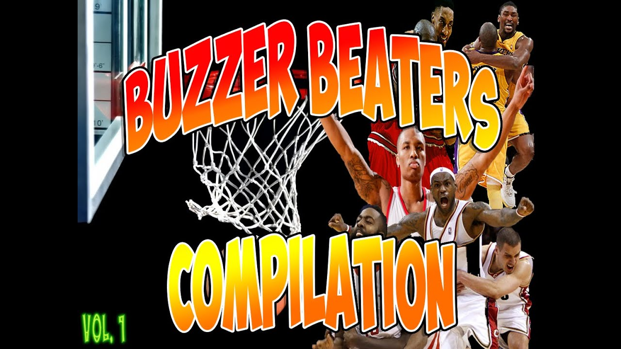 Best Buzzer Beaters/Game Winners of NBA History - YouTube
