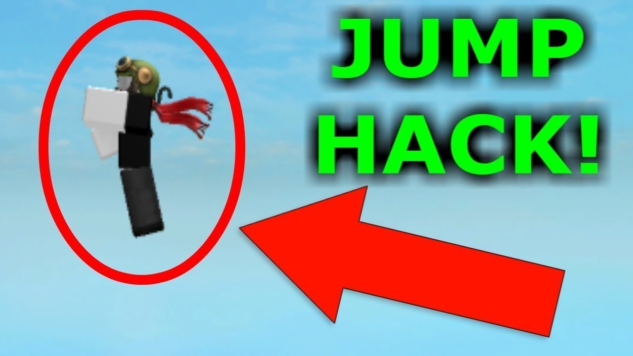 Exploit Jump Roblox For All Games !!! 2018