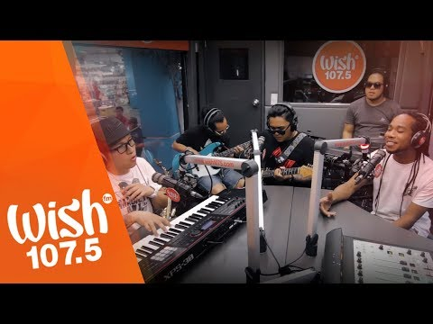 "Chocolate Factory performs ""Kung Ika'y Akin"" LIVE on Wish 107.5 Bus"