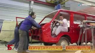 РАФ 2203 живи №6 | Ремонт и Восстановление Советского Авто - Олдтаймера Своими руками