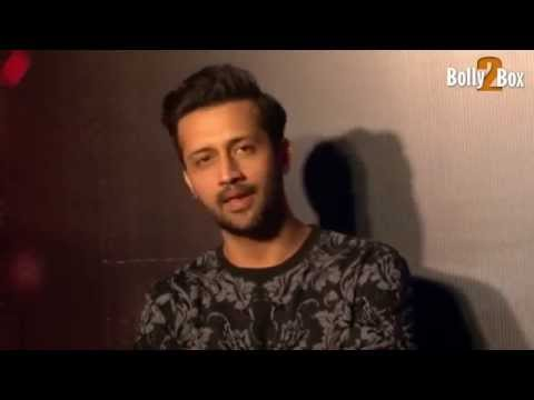 Atif Aslam Sing In Live Interview Watch This And Don't Say Again That  His Voice is Not Real