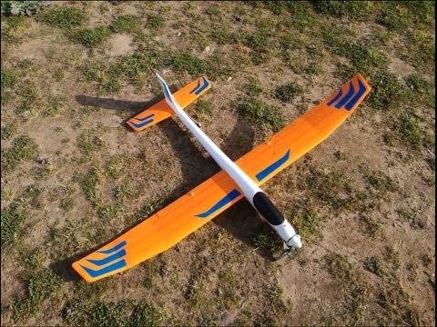 Ninco Superglider conversión a eléctrico