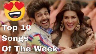 Top 10 Bollywood/Hindi Songs Of The Week (FEB 2,2019) Latest Bollywood Hindi Songs 2019
