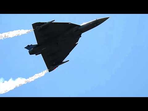 LIMA 19 - Indian Air Force HAL Tejas
