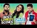 Online Binline | All Comedy Scenes | Hemant Dhome, Siddharth Chandekar | Marathi Movie