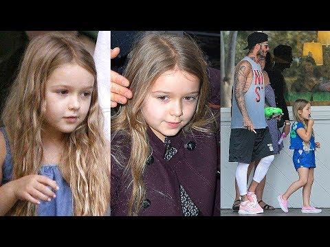 David Beckham's Daughter ★ 2018