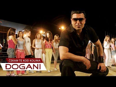 DJOGANI - Cekam te kod kolima - Official video HD