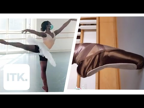 Black teen finally gets ballet shoes that match her skin color: 'Revolutionary'