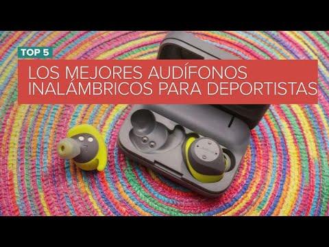 Los 5 Mejores Audífonos Inalámbricos Para Deportistas