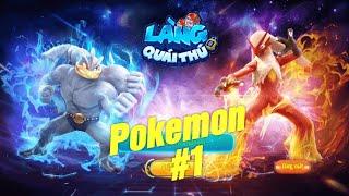 Làng Quái Thú _ Pokemon Phiêu lưu ký tập 1