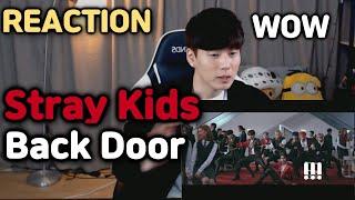 Stray Kids(스트레이 키즈) Back Door(백도어) MV REACTION(리뷰,리액션)