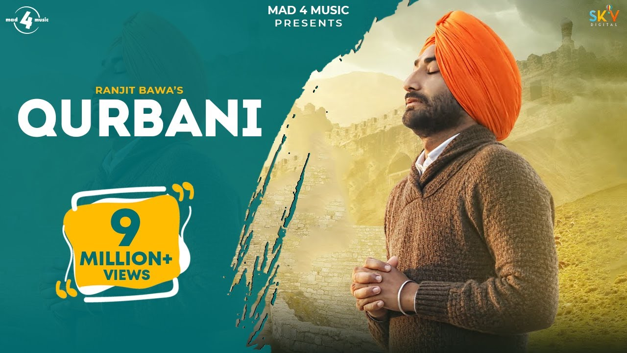 New Punjabi Songs 2015 || QURBANI || RANJIT BAWA