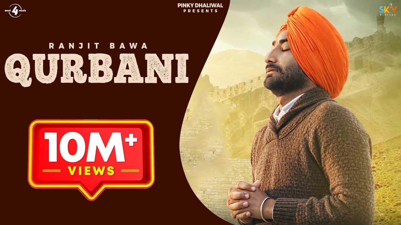 New Punjabi Songs 2015 || QURBANI || RANJIT BAWA || Punjabi Songs 2015
