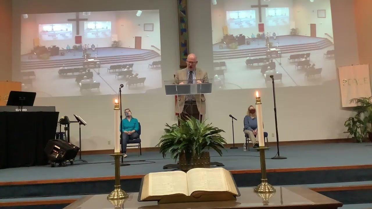 February 17, 2021 - Ash Wednesday Service