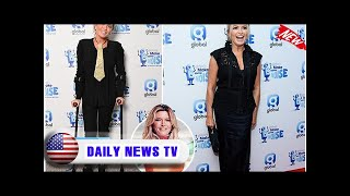 Tina hobley has finally recovered following horror jump accident that left her unable to walk and s