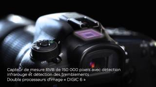 Canon EOS 7D Mark II - Presentation officiel Thumbnail