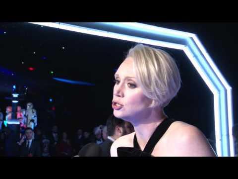 Star Wars: The Force Awakens: Gwendoline Christie Exclusive Red Carpet Premiere Interview