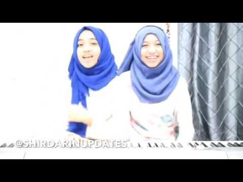 Funny Moment of Shirin and darin