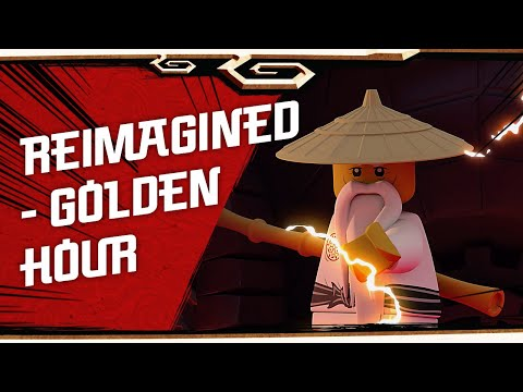 Download NINJAGO LEGACY shorts - Reimagined - Golden Hour