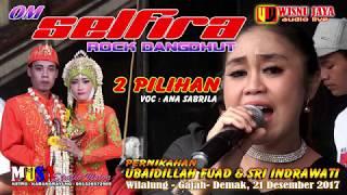 2 Pilihan Selfira Rock Dangdut Karaoke HD