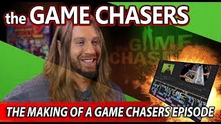 The Making of a GAME CHASER EPISODE