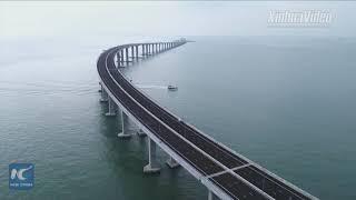 Mega project! Hong Kong-Zhuhai-Macao Bridge ready for launch