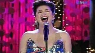 Regine Velasquez - George Canseco Medley (Ang Ating Musika)