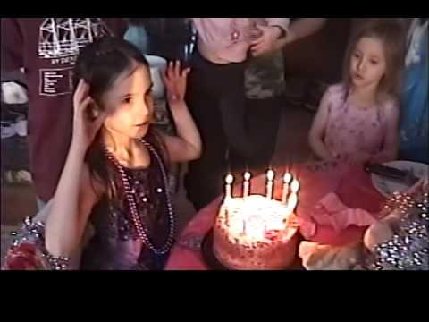 Asona's Irish Birthday Party
