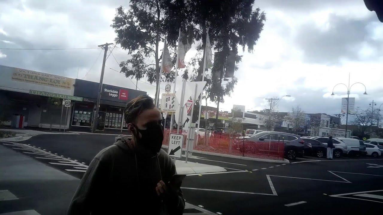 gang stalking Australia the video below