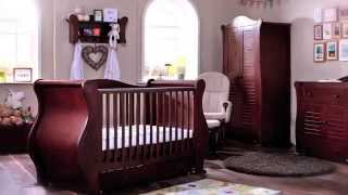 Tutti Bambini Marie - Room Set Video | Nursery Furniture Store