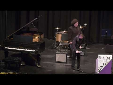 Hermiston High School - Jazz/Percussion Concert 2019