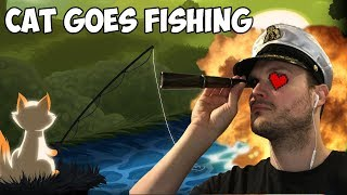 CAT GOES FISHING - Fred geht angeln || Let