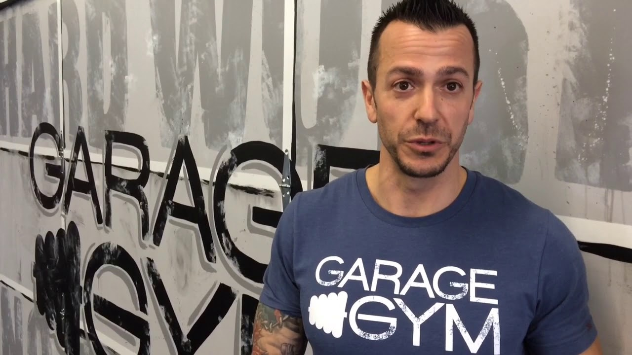 Garage gym opens in amherstburg youtube