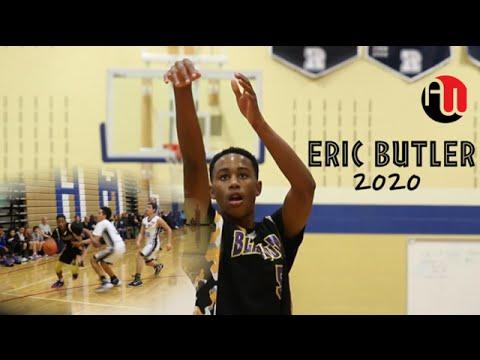 Eric Butler 6'1 SG/SF