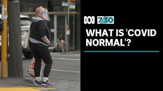 Dr Norman Swan on lockdowns and what 'COVID normal' life might look like   7.30