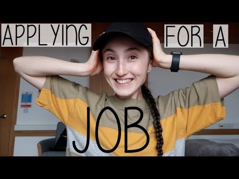 APPLYING FOR MY FIRST EVER JOB | WHAT I ATE & DID TODAY (VLOG STYLE)