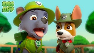 PAW Patrol On A Roll - Save The Bay - PAWsome Rescue Mission! …