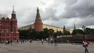 Красная площадь - столица России, Москва