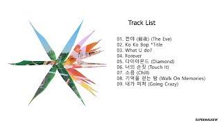Download Video [Full Album] EXO The 4th Album – THE WAR  (Korean ver.) MP3 3GP MP4
