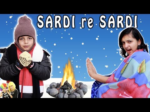 SARDI re SARDI #Funny Types of kids during Winter Season | Aayu and Pihu Show from YouTube · Duration:  12 minutes 7 seconds