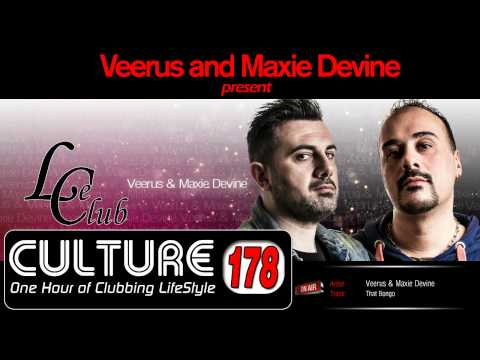 Le Club Culture Radioshow Episode 178 (Veerus and Maxie Devine)